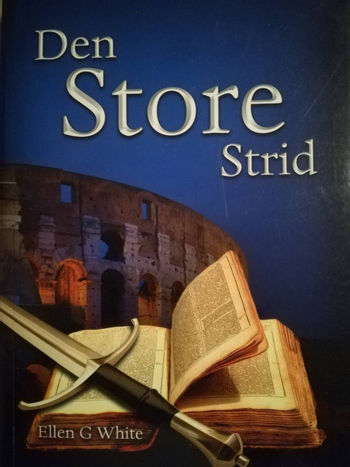 Book Cover: Den Store Strid